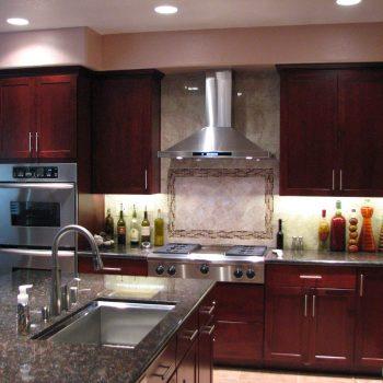 Northridge Transitional Kitchen