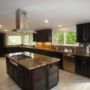 Woodland Hills Transitional Kitchen