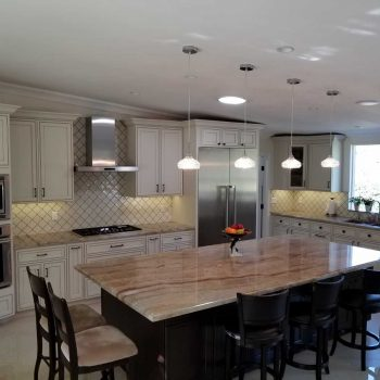 Farhad Raffi Kitchen and Bar project