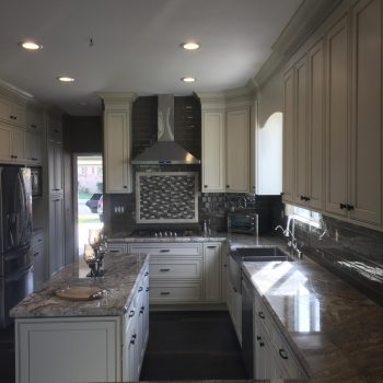 Grace Kitchen Cabinet Project